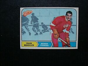 1968-69-OPC-31-Frank-Mahovlich-Detroit-Red-Wings-Exmnt