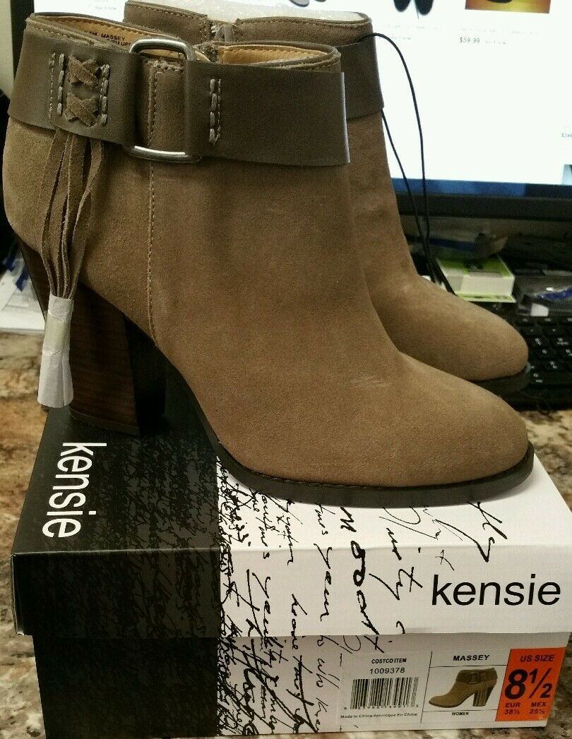 Women's Kensie Massey Ankle Boots size US 8.5