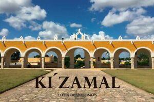 Terreno en venta en Izamal, Yucatan pueblo magico estación del tren maya