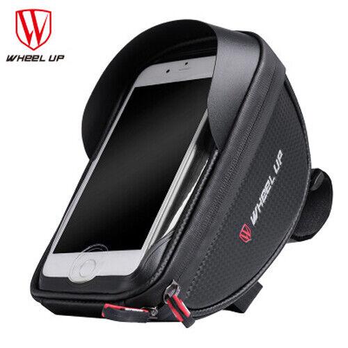 Wasserdicht Fahrrad Halterung Handy Smartphone Bike Tasche Motorrad Halter DE