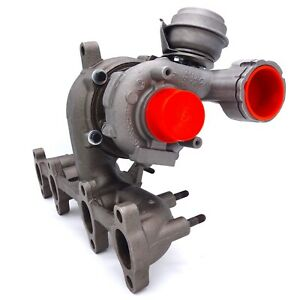 Original-Turbolader-mit-Unterdruckdose-Garrett-KKK-751851-Audi-A3-1-9-TDI-105-PS