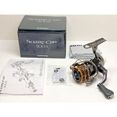 500S SHIMANO 17 SOARE CI4 Free Shipping from Japan