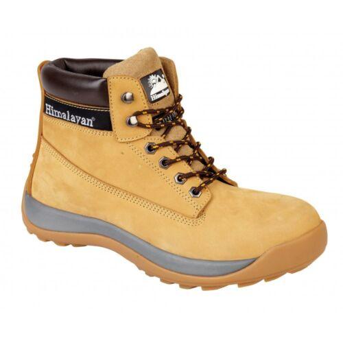 Himalayan homme work boot 5150 emblématique du blé nubuck bottes de sécurité 6-12