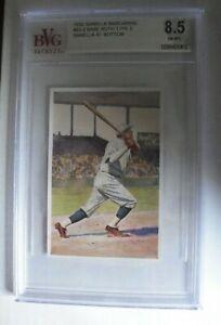 BVG 8.5 NM-MT+ 1932 Sanella Babe Ruth Type 2 Card POP 1 Only 1 Higher