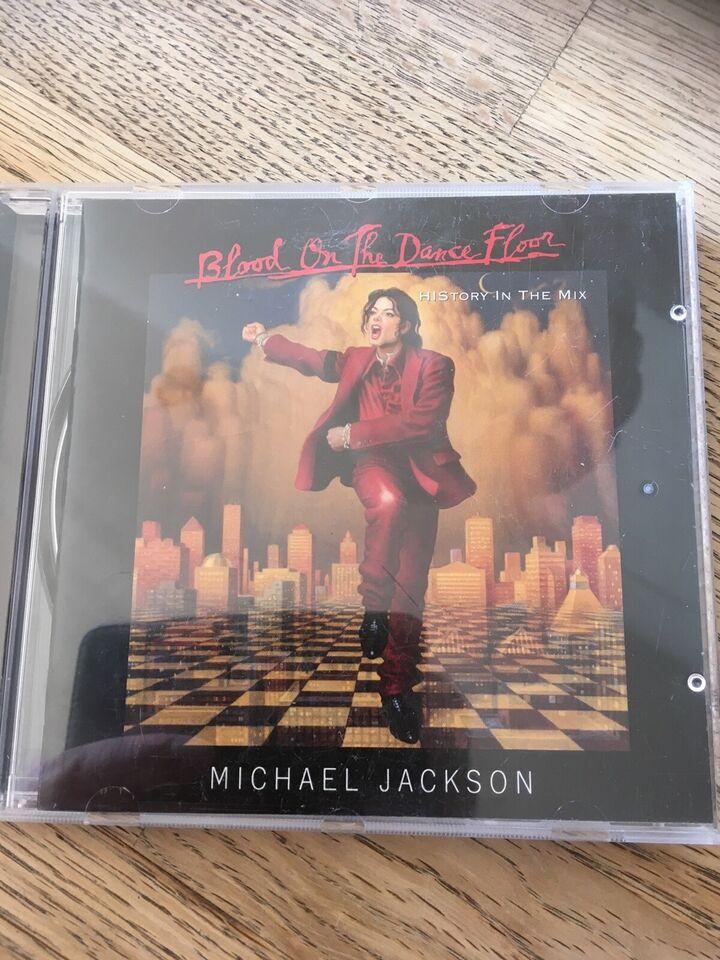 Michael Jackson: Blood On The Dance Floor, pop