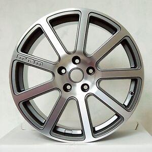 MTM-Bimoto-Felge-8x18-5x112-ET-35-Titan-Poliert-Rad-Alufelge-Audi-VW-Seat-Skoda