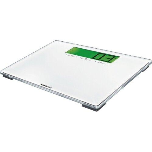 SOEHNLE 63861 Style Sense Multi 100 bianco Bilancia pesapersone LCD esecuzione
