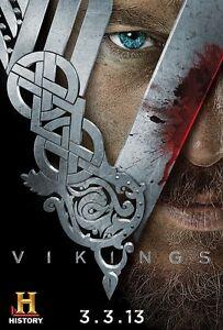 Vikingos-Poster-Estampado-27-9x43-2cm-Travis-Fimmel-Poster