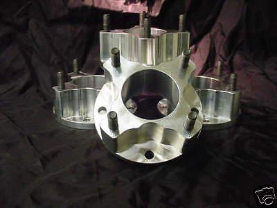 """Slasher 2/"""" Rear Wheel Spacers Kawasaki Brute Force 650i 750 750i"""