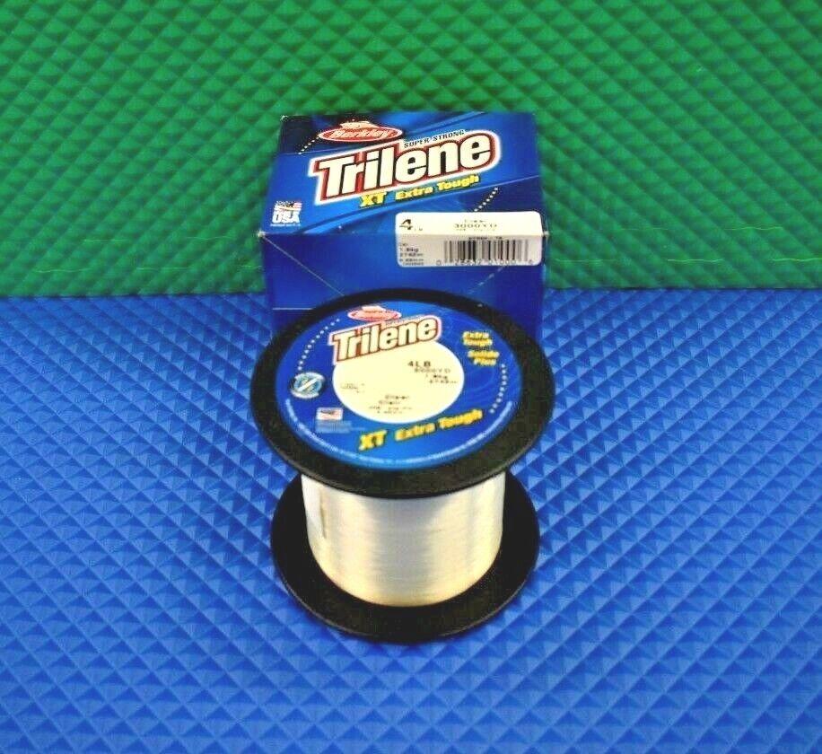 Berkley Trilene XT Extra Tough 4 lb 3000 yd Fishing Line Clear XT304-15