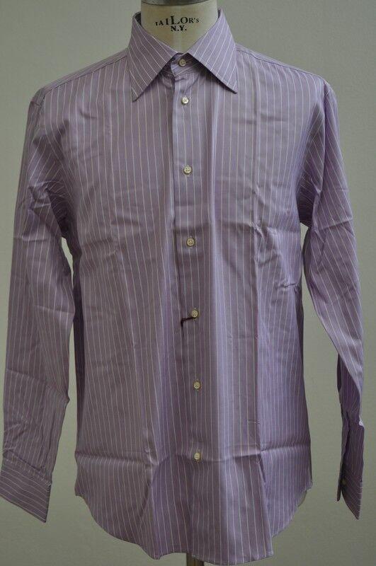 Liberty pink  -  Shirts - male - purple - 132324A182126