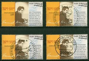 Bund-2566-postfrisch-gestempelt-BRD-Luxus-Vollstempel-Bonn-Berlin-Hamburg-Tagess