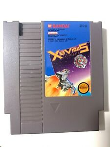 Xevious The Avenger ORIGINAL NINTENDO NES GAME Tested WORKING Authentic