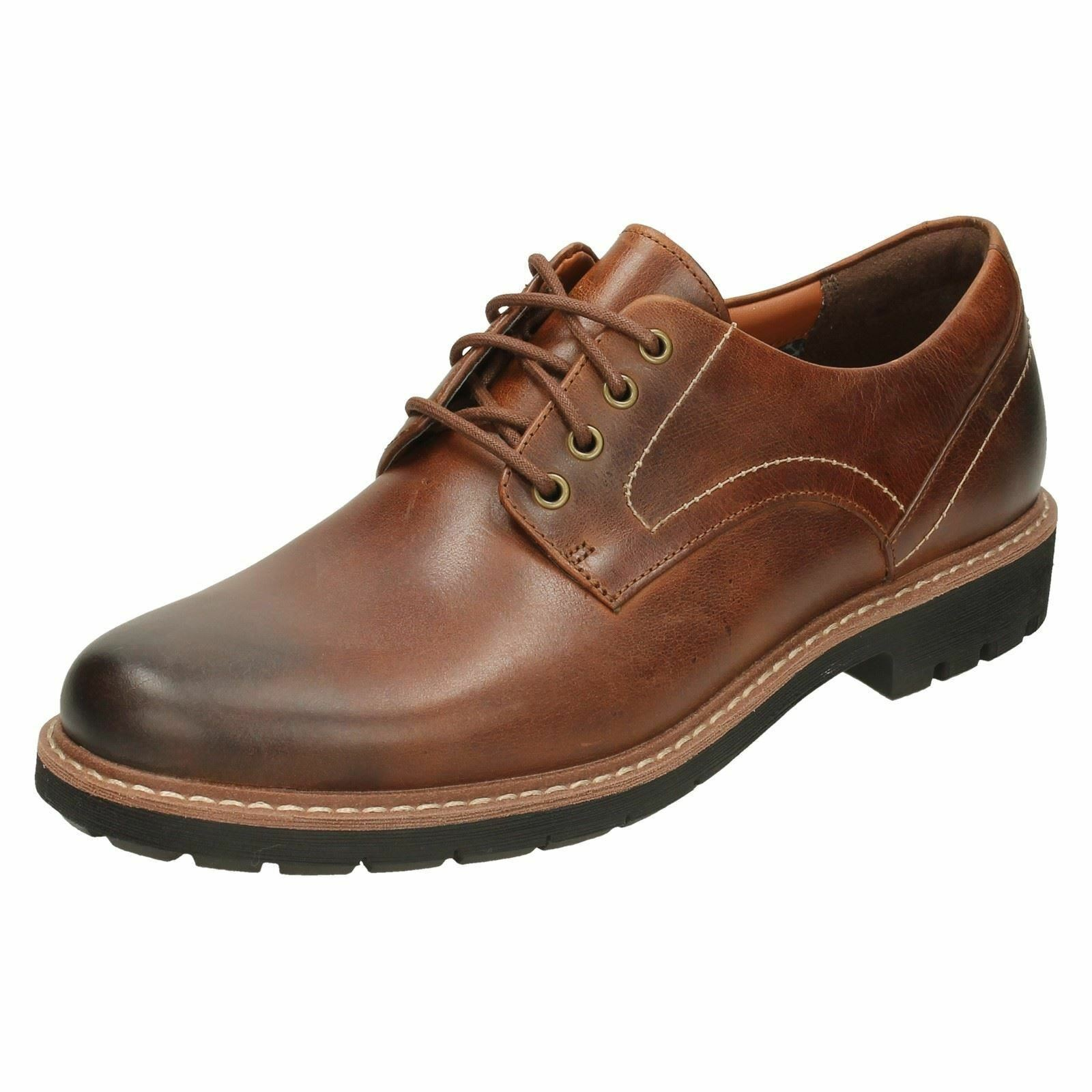 Clarks Herren Smart Schuhe 'batcombe Hall'