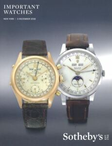 Sotheby-039-s-Catalogue-New-York-Important-Watches-5-December-2018-HB