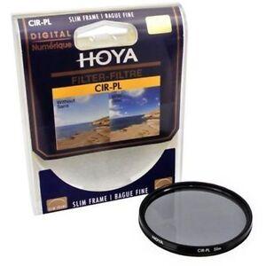 100% De Qualité Hoya 52 Mm Circulaire Polariseur Circulaire Polarisant/polarisant Cir-pl Filtre Pour Lentilles De Caméra-afficher Le Titre D'origine
