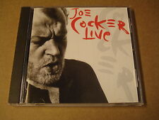CD / JOE COCKER LIVE