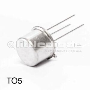 2n1304 Transistor Germanium N Channel-case: To5 Marque: Texas Instruments-afficher Le Titre D'origine