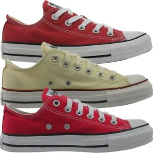 Converse All All Converse Star OX chucks low top Kult Sneakers Freizeitschuhe afac8f