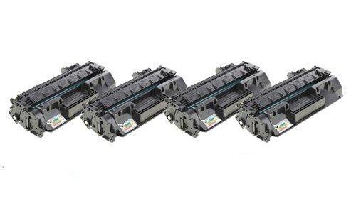 4PK CF280A 80A Toner FOR HP Laserjet Pro 400 401A M401DW M425DN M425DW HP CF280A