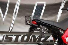 Honda grom NDC adjustable subcage & step plate stunt
