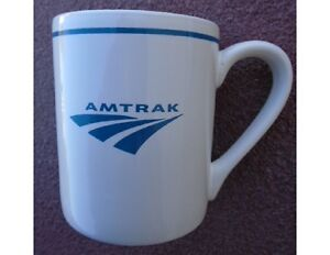 Image is loading Corelle-BLUE-AMTRAK-Dinnerware-11oz-STONEWARE-4-034-  sc 1 st  eBay & Corelle BLUE AMTRAK Dinnerware 11oz STONEWARE 4