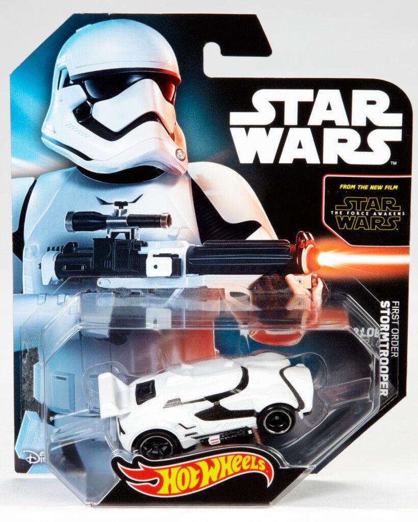Sdcc 2015 Mattel Exclusivo Nuevo Orden De Stormtrooper Hot Wheels, el vigor despierta