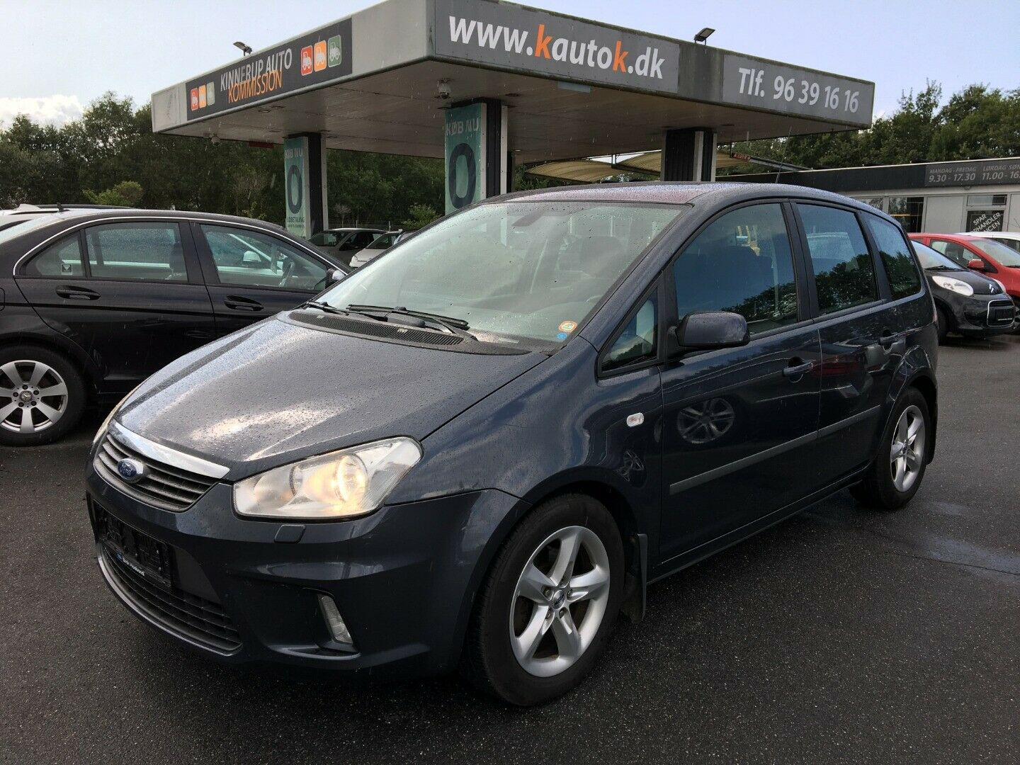 Ford C-MAX 1,6 TDCi 90 Trend Collection 5d