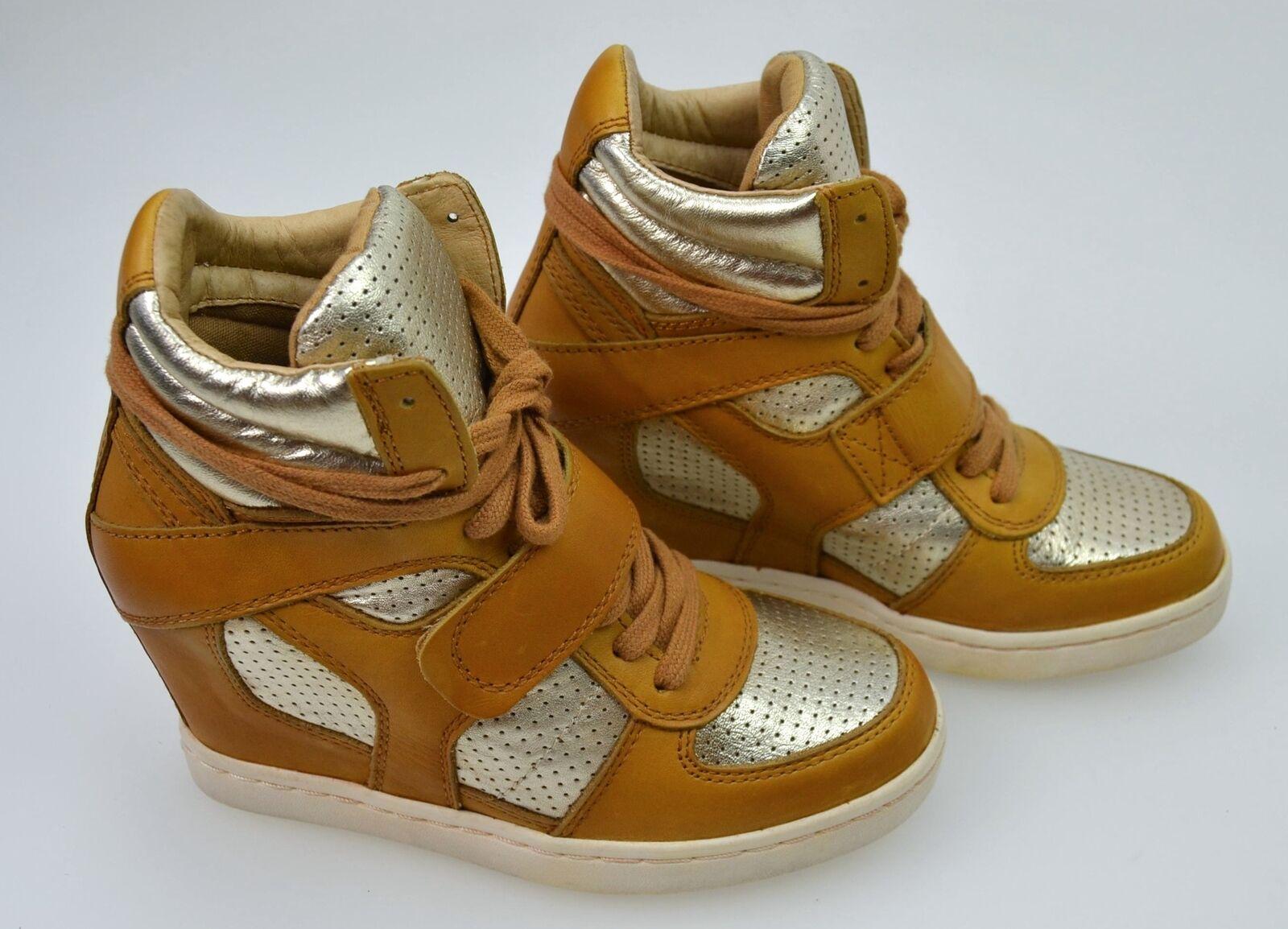 ASH  DONNA CASUALE scarpe da ginnastica SHOWS with INSIDE WEDGE COOL COOL BIS 8440  Garanzia del prezzo al 100%
