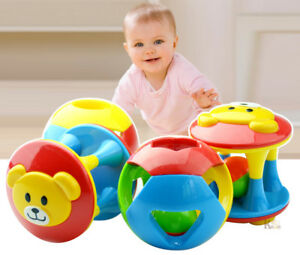 Assembling-Infant-Baby-Grasping-Crawling-Ball-Kids-Early-Educational-Toys-New