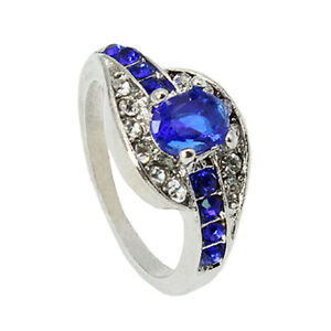 Wholesale Sapphire Engagement Rings