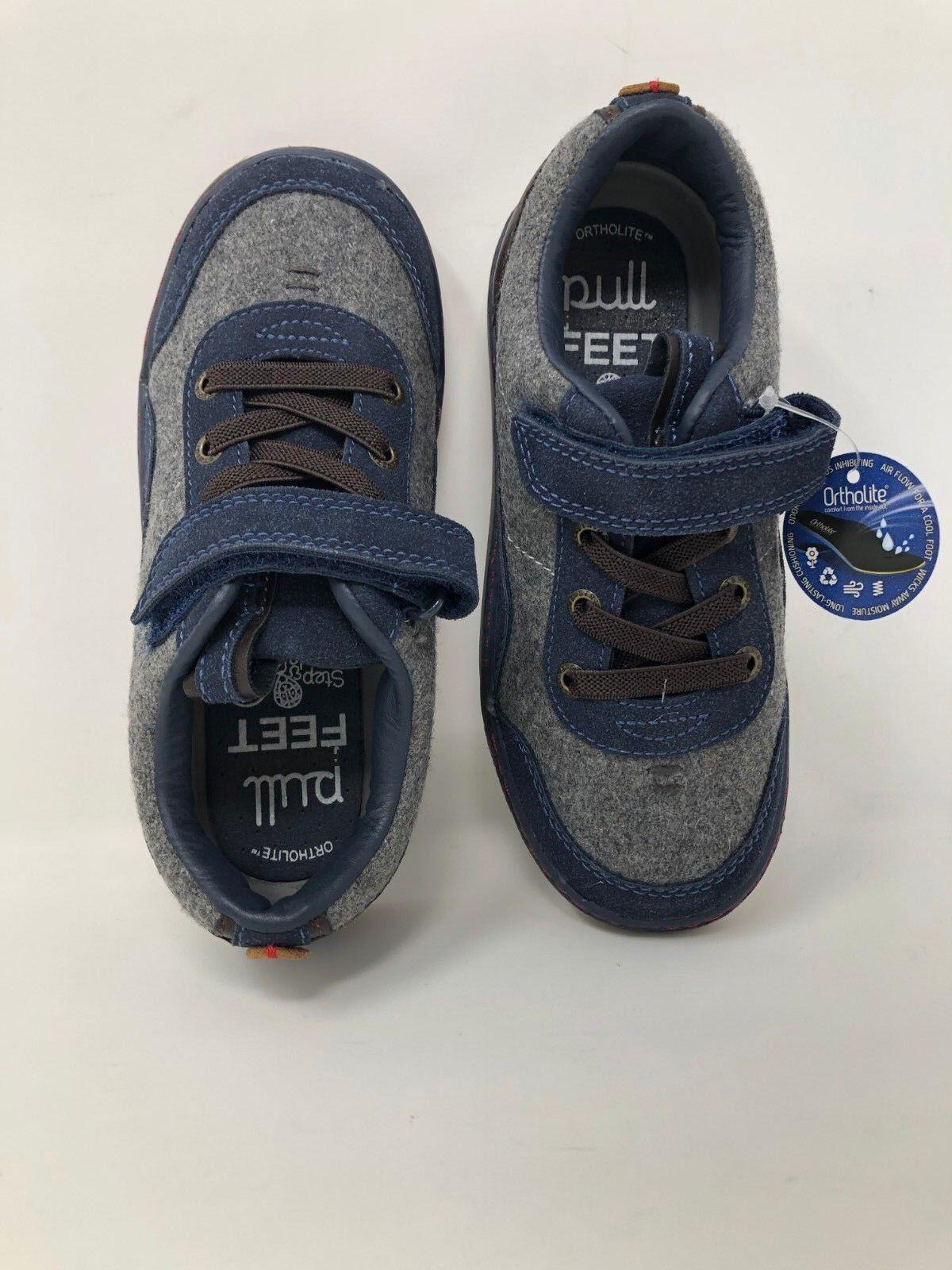 Step /& Stride Kids/' Boy/'s Noah Casual Sneaker Size 10 M US Tod