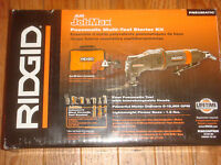 Ridgid Pneumatic Air Jobmax Multitool Kit R9020pnk -