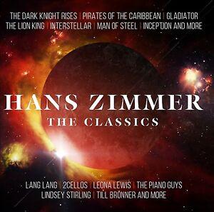 HANS-ZIMMER-THE-CLASSICS-MOVIE-SOUNDTRACKS-CD-NEUF