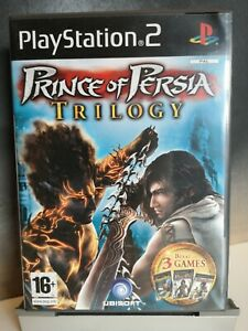 PS2 Prince Of Persia Trilogy - Playstation game CIB