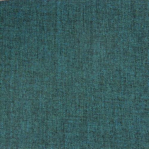 Möbelstoff Polsterstoff Bezugsstoff LUXURY mit Fleckschutz türkis meliert 1,40m
