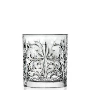 Tatoo-Set-6-Bicchieri-Cristallo-Vetro-RCR