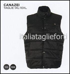 MAXFORT CANAZEI TAGLIE FORTI UOMO GIUBBOTTO GILET IMBOTTITO XL 10XL ... a1db1445ea0
