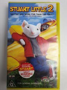 Stuart-Little-2-VHS-2002-Pal