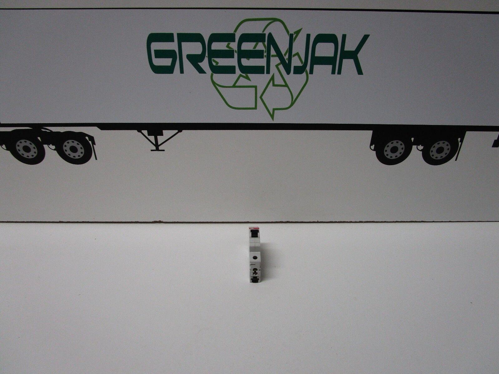 ABB S201-K10 Breaker 10 Amp 1 Pole S201K10