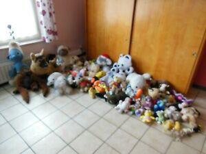 Lot-de-peluches