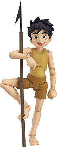 Max Factory Figma Conan il ragazzo del futuro Conan Action Figure