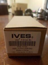 Ives 5BB1HW 4.5 X 4.5 652 NRP 626//US26D Hinges Steel Allegion Satin Chrome Finish