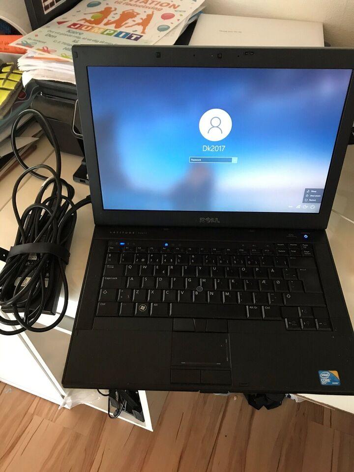 Dell LATITUDE E6410, Inter core i7 2.67ghz GHz, 4 GB ram
