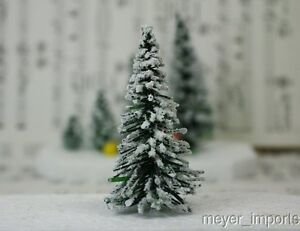 Snowy-Evergreen-Tree-3-034-Set-of-3