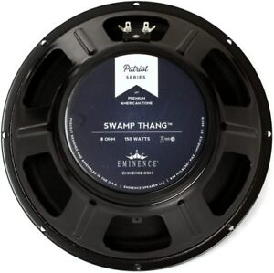 "Eminence Patriot Range Swamp Thang 12"" 8 ohm 150 watt guitar speaker"