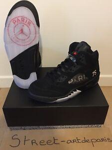 Negro Air 42 Ed Nike Jordan Running Ltd Banksy Psg Kaws xxqEw1ZCpn