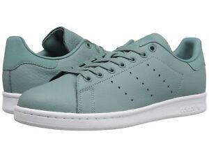 los angeles excellent quality unique design Details about Adidas Originals STAN SMITH Leather Vapor Steel/Green BB0054  Multiple Sizes