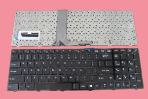 US English Keyboard for MSI MS-1756 MS-1757 MS-1758 MS-1759 MS-175A