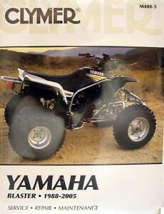 new yamaha atv yfs200 200 blaster service repair manual ebay rh ebay com yamaha 200 blaster workshop manual yamaha blaster 200 repair manual pdf